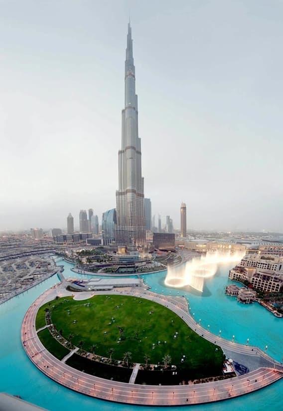 15 удивительных мест Дубая