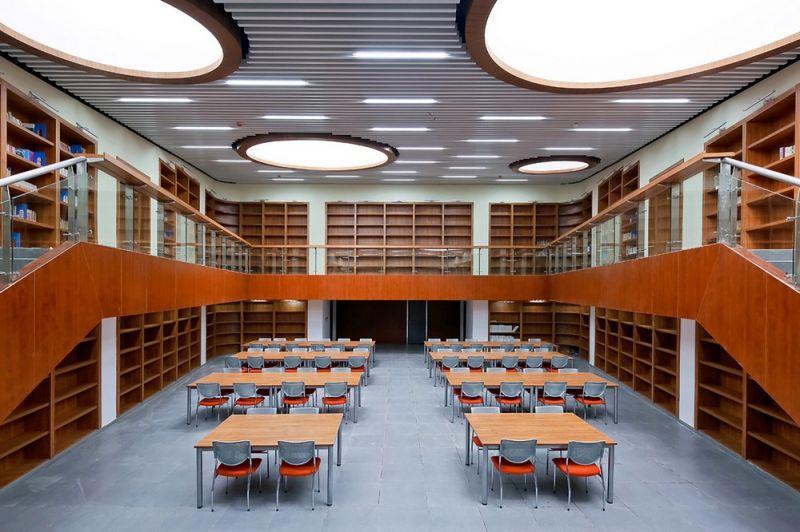 Средняя школа в Китае