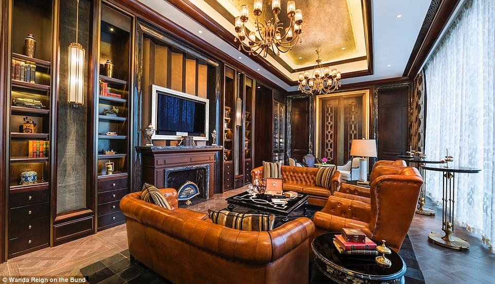 Первый семизвездочный отель в Китае
