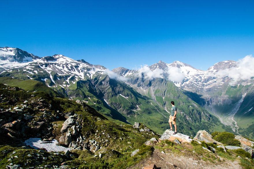Три недели в европейских Альпах