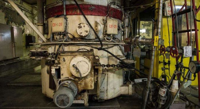 Четвертый энергоблок ЧАЭС спустя 30 лет после аварии