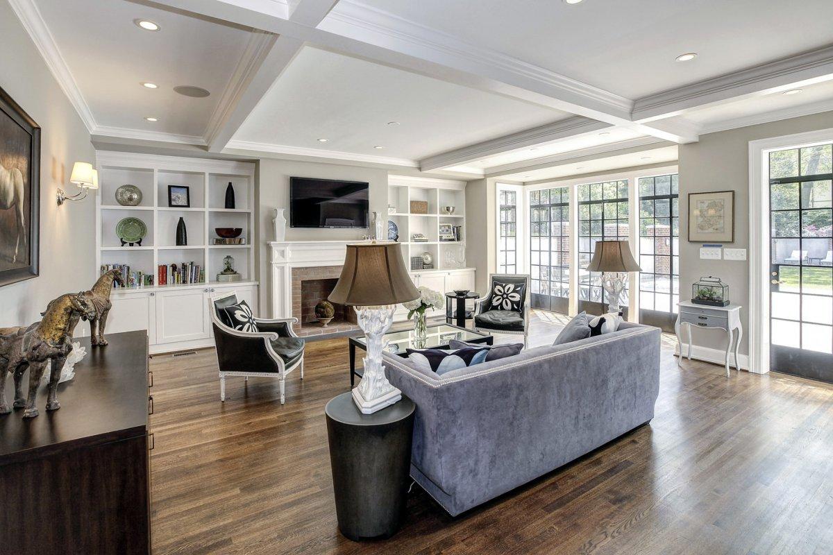 Особняк за 5,3 миллиона долларов, куда переедет семья Обамы из Белого дома