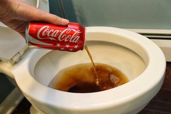 10 нестандартных способов использования Кока-Колы