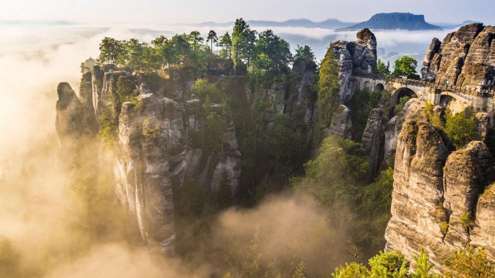 14 прекрасных туристических направлений