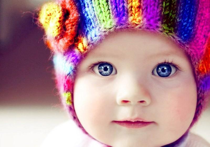 Поразительный и удивительный детский взгляд