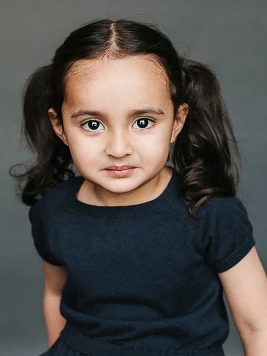 Красивые дети-метисы от пар разных национальностей