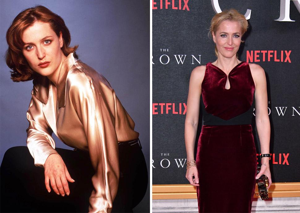 Секс-символы из сериалов 90-х тогда и сейчас
