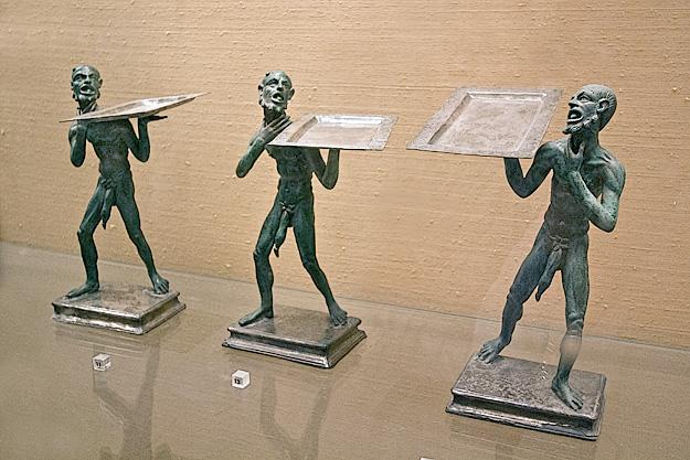 Секретный музей эротического искусства в Неаполе