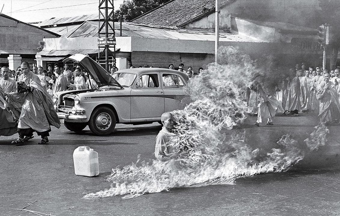 Журнал Time назвал 100 самых влиятельных фотографий в истории