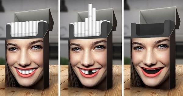 11 антитабачных рекламных кампаний