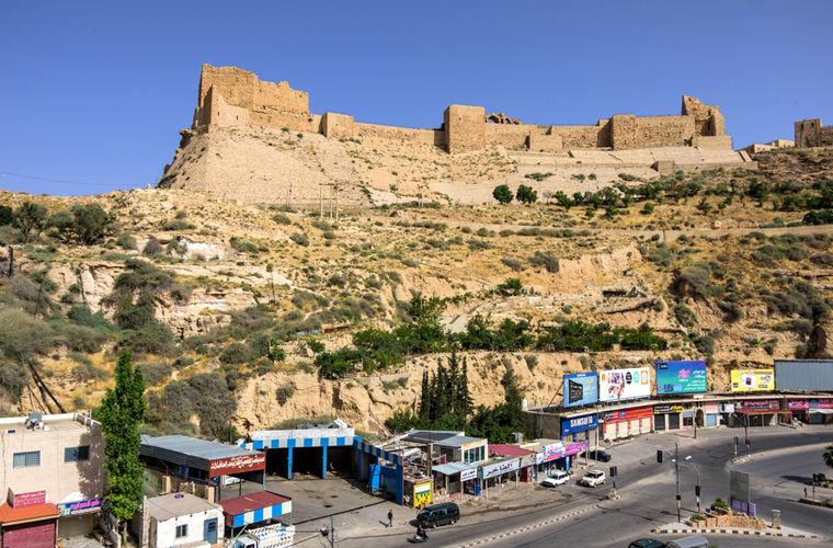 Иордания — жемчужина песков