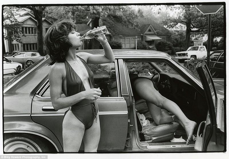 Неспокойные 80-е в США в фотографиях культового фотографа