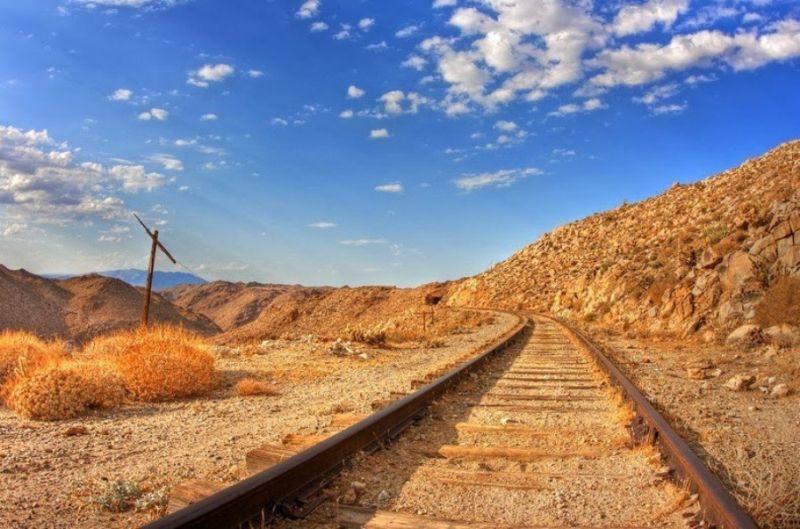 Невозможная железная дорога