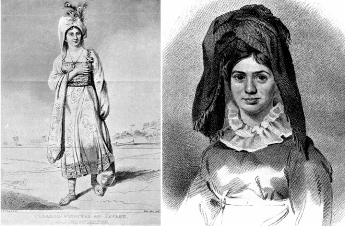 Принцесса Карабу - авантюристка, сумевшая одурачить всю Англию