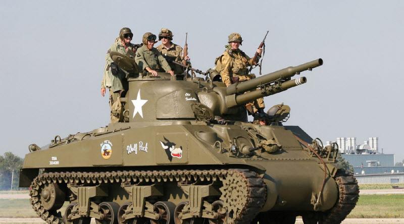 Главные танки Второй мировой войны