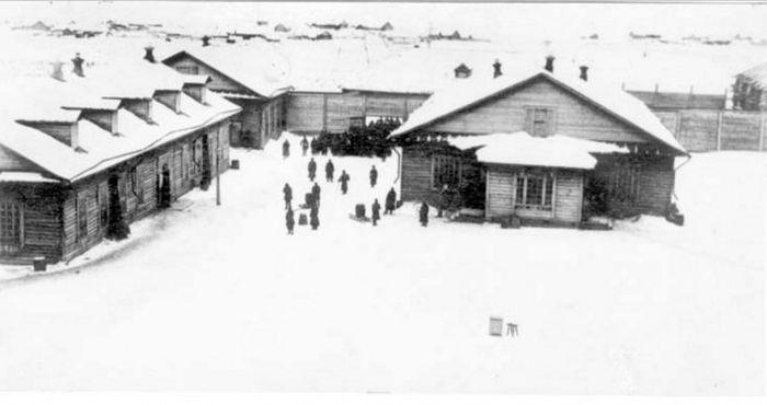 Каторжные тюрьмы Сахалина в дореволюционной России