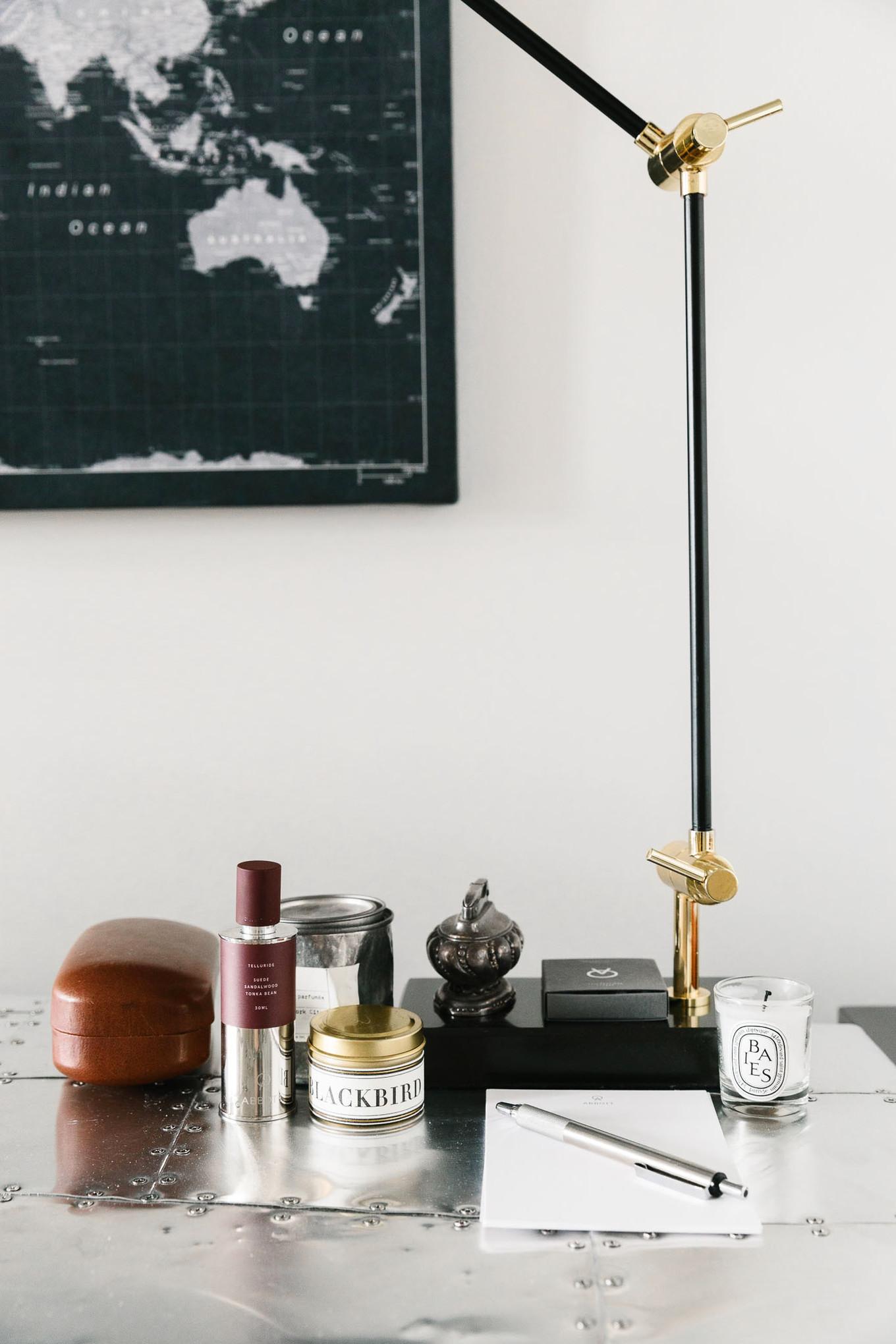 Лофт для парфюмера в Бруклине