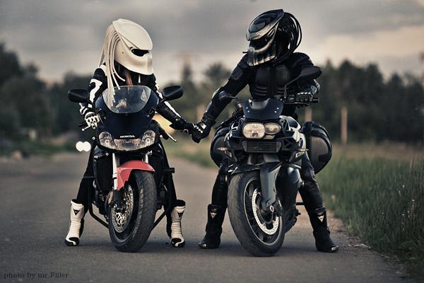 Прикольные и оригинальные мотошлемы