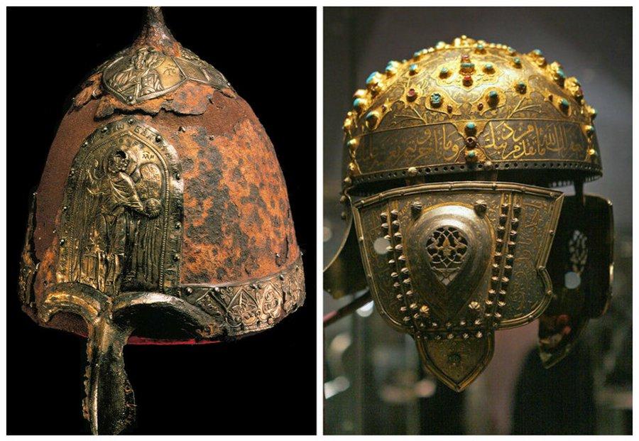 Рыцарские доспехи всех времён и народов