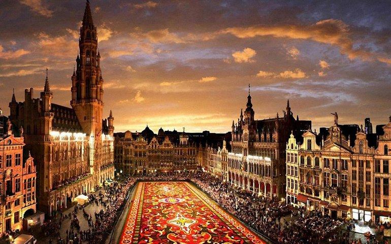 15 выдающихся мест и достопримечательностей Бельгии
