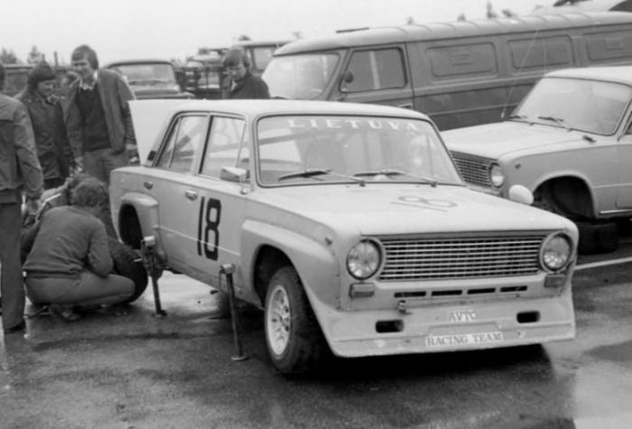 Советские кольцевые автогонки