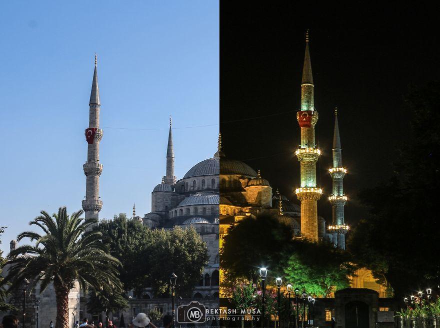 День и ночь в Стамбуле