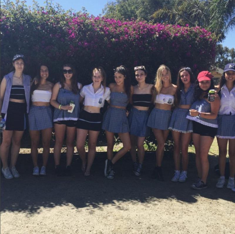Schoolies-2016: австралийские выпускники празднуют окончание школы