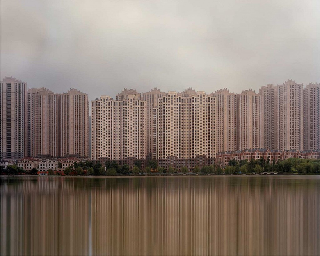 Будущие города: фотопроект о зарождающихся мегаполисах Китая
