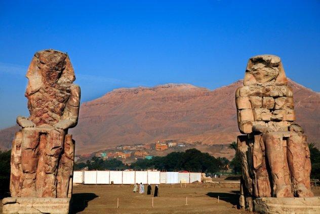 Изумительные примеры древнего строительства