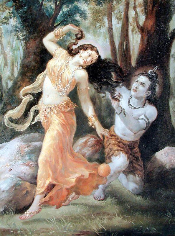 Как выглядят индийские боги и что они делали, создавая камасутру