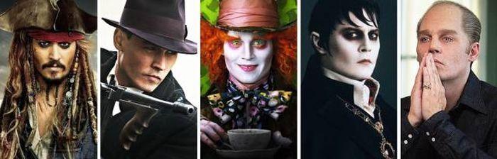Актеры, которые могут сыграть любые роли