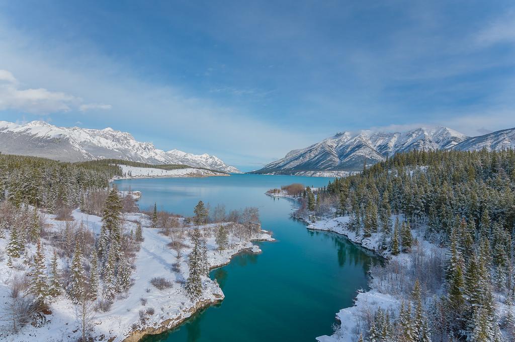 Красивые пейзажи Канады