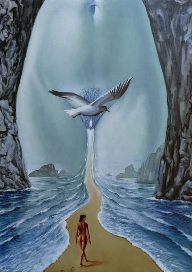 Мастер иллюзии – художник Михай Кристи