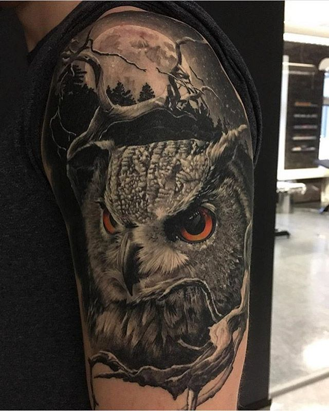 Подборка крутых татуировок