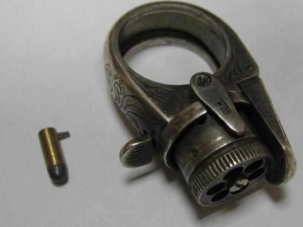 Стреляющий перстень