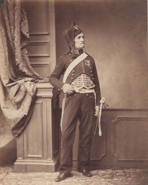 1858 год: портреты последних ветеранов наполеоновских войн