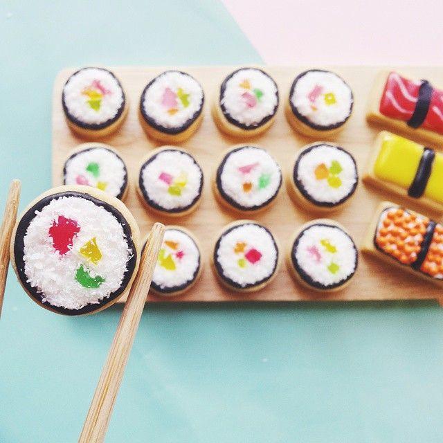 20 красивых печений от искусных кулинаров
