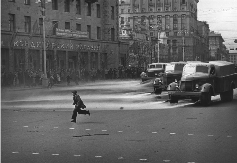 64 потрясающие советские фотографии от лучших мастеров