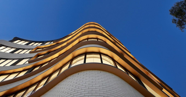 Многоквартирный дом в пригороде Сиднея