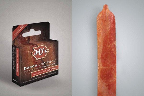 Прикольные упаковки презервативов