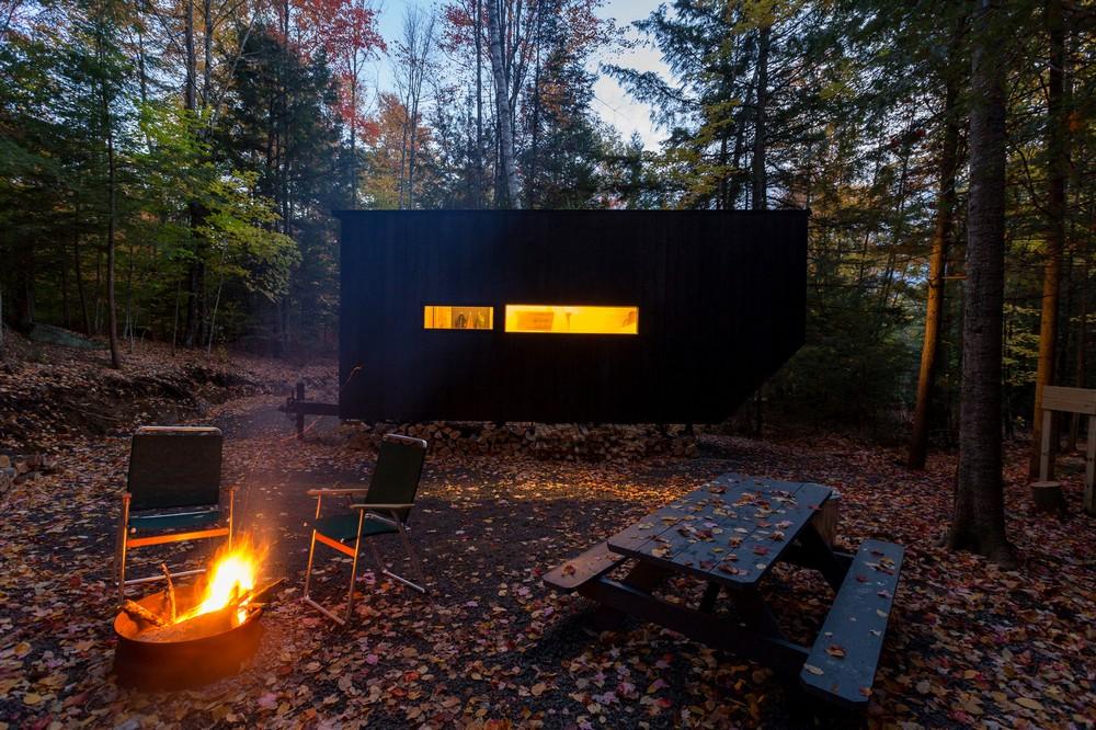 Загородный домик для жизни на природе