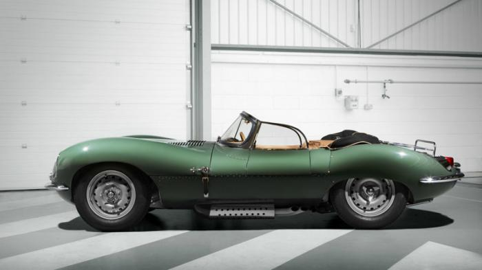 Jaguar вернул к жизни первый в мире суперкар