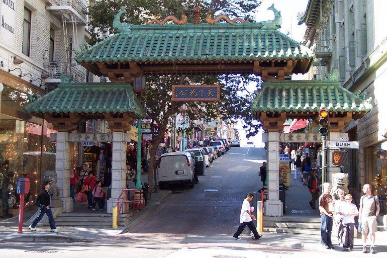 Китайский квартал Сан-Франциско