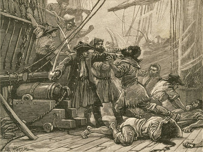 Черный Барт: успешный и неуловимый пират Карибского моря