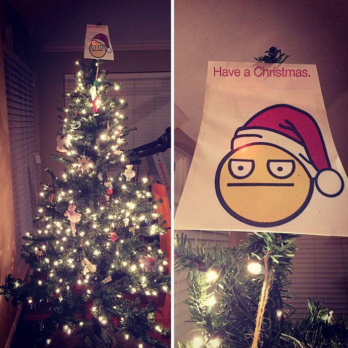 Креативные новогодние елки