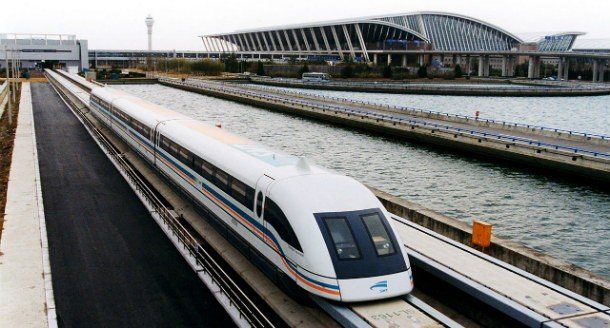 Самые скоростные поезда в мире, которые вы не заметите, если моргнёте