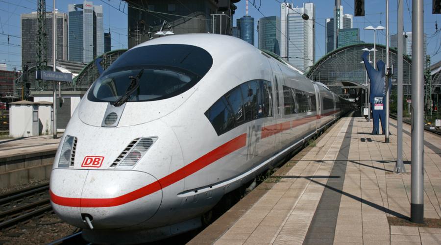 7 самых быстрых поездов в мире