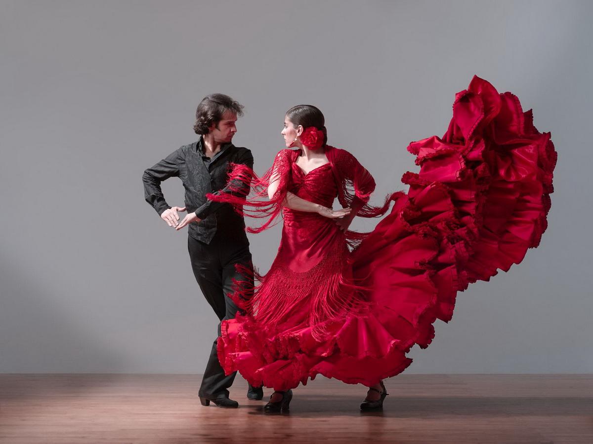 Самые красивые танцы