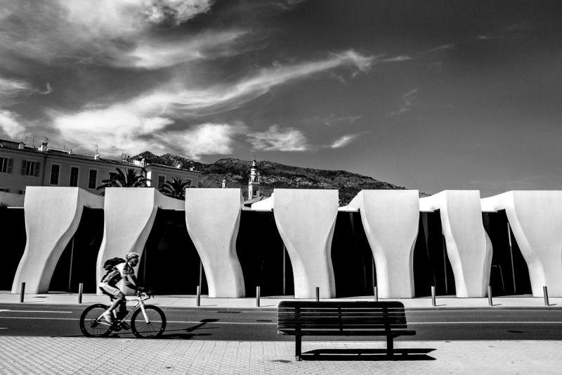 Красивые стрит-фото Лазурного берега Алёны Новгородцевой