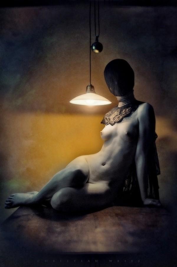 Мистический киберпанк от Кристианa Мартинa Вайссa